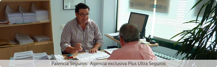 Contacto con Palencia Seguros